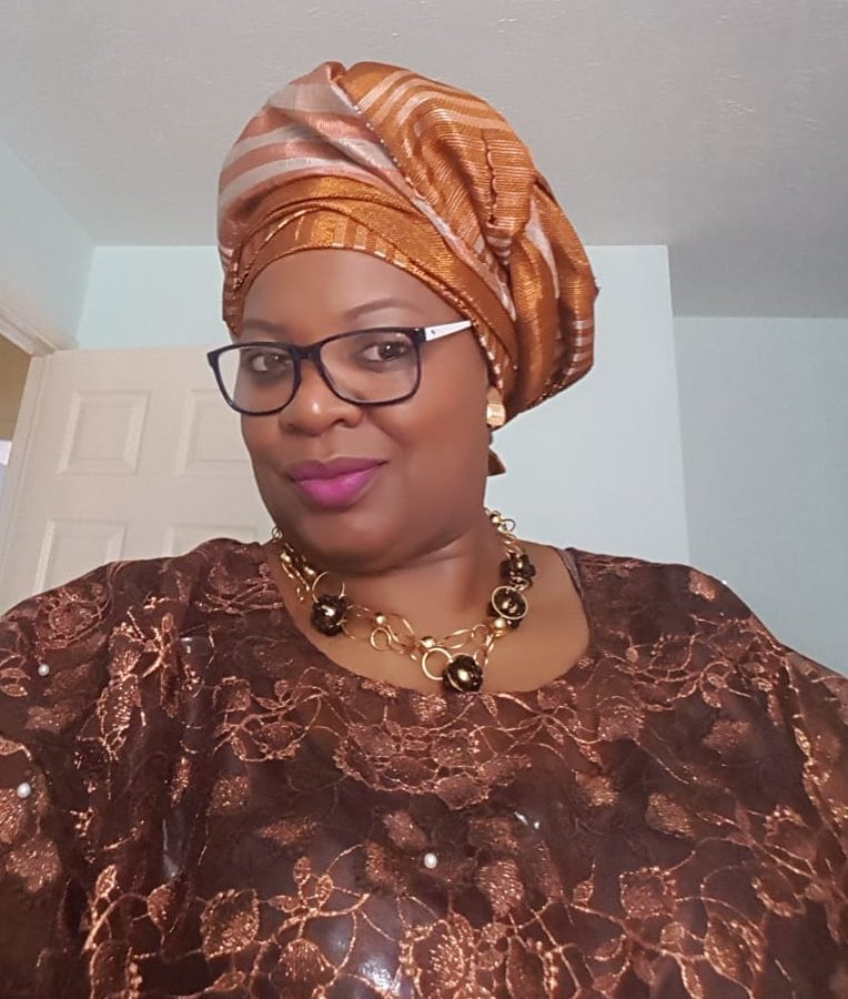 Mrs Afusat Abdulkadir-Ayo