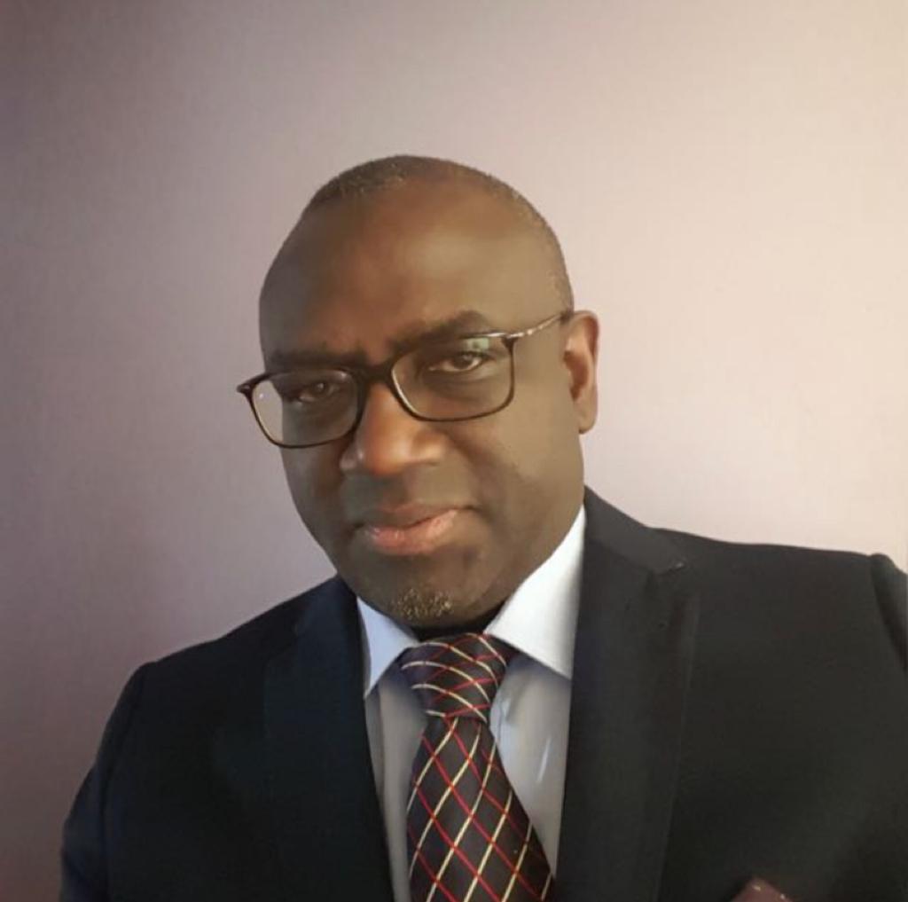 Mr Sheu Kayode Olaoye